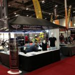 Our stand at the London Bike Show